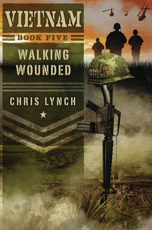 Chris Lynch - Walking Wounded