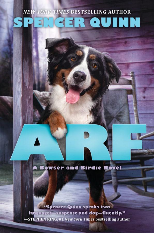 Spencer Quinn - Arf