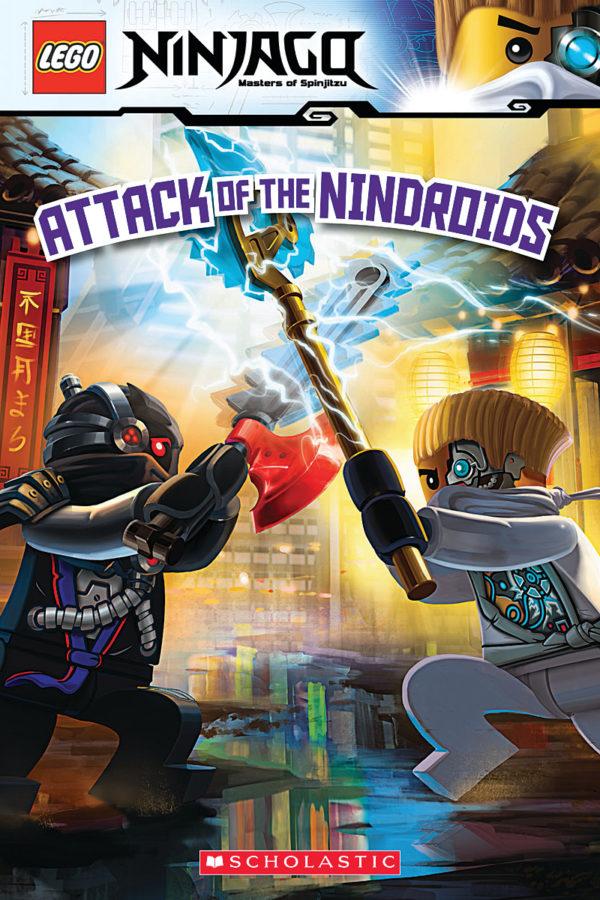 Kate Howard - LEGO NINJAGO: Attack of the Nindroids (Reader #8)