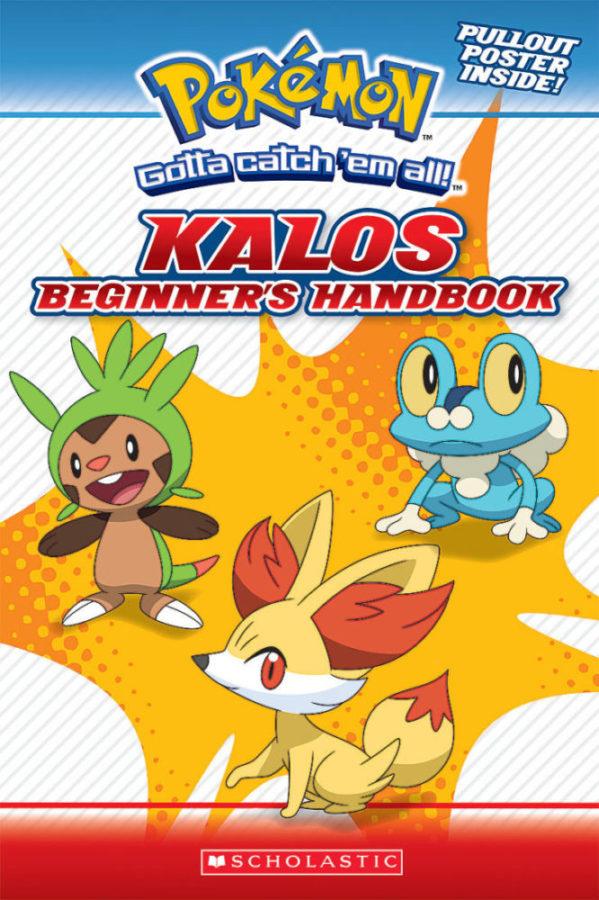 Simcha Whitehill - Pokémon: Kalos Beginner's Handbook