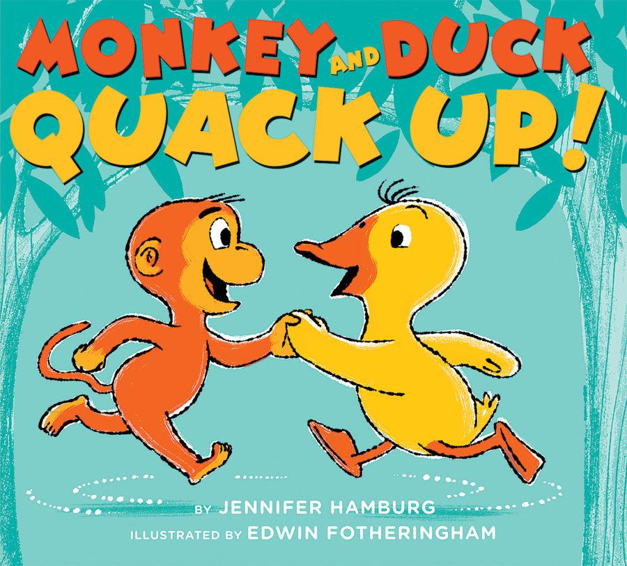 Jennifer Hamburg - Monkey and Duck Quack Up!