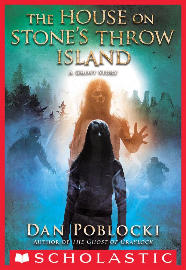 Dan Poblocki - House on Stone's Throw Island, The