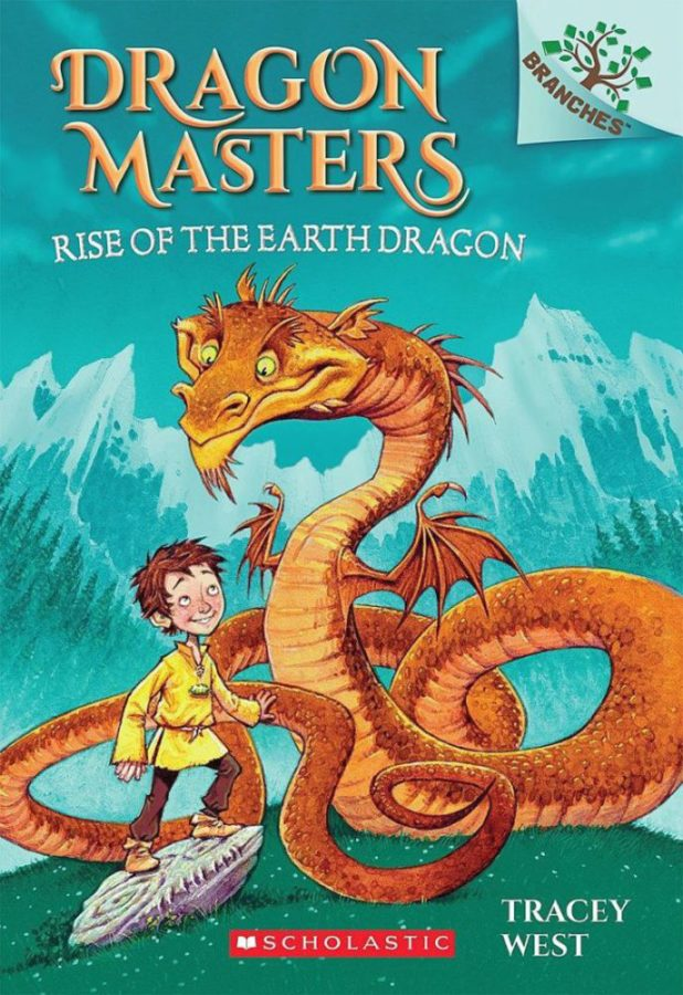 Tracey West - Dragon Masters #1: Rise of the Earth Dragon