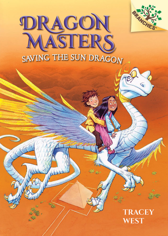 Tracey West - Dragon Masters #2: Saving the Sun Dragon