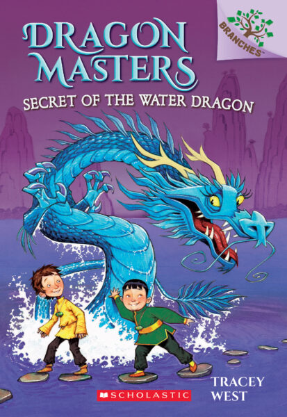 Tracey West - Secret of the Water Dragon