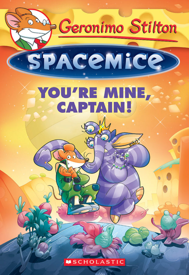 Geronimo Stilton - You're Mine, Captain!