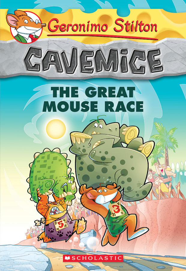 Geronimo Stilton - The Great Mouse Race