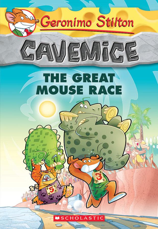 Geronimo Stilton - The Great Mouse Race