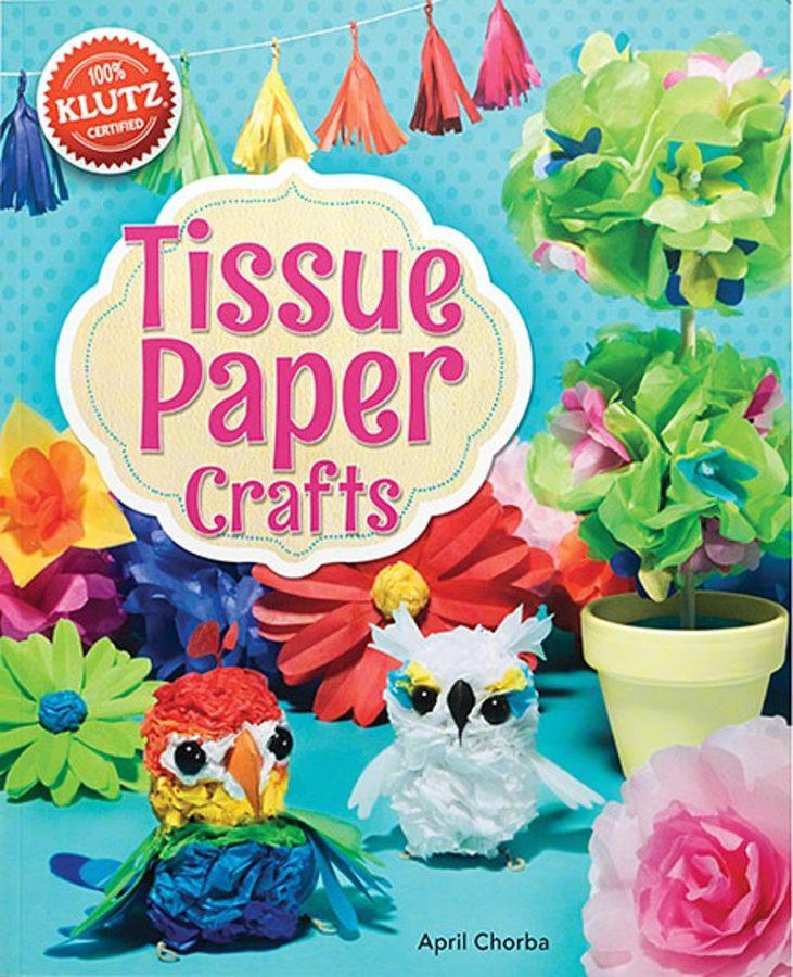 April Chorba - Tissue Paper Crafts