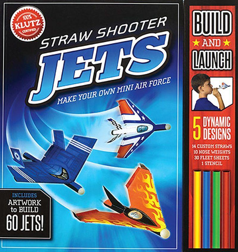 Karen Phillips - Straw Shooter Jets