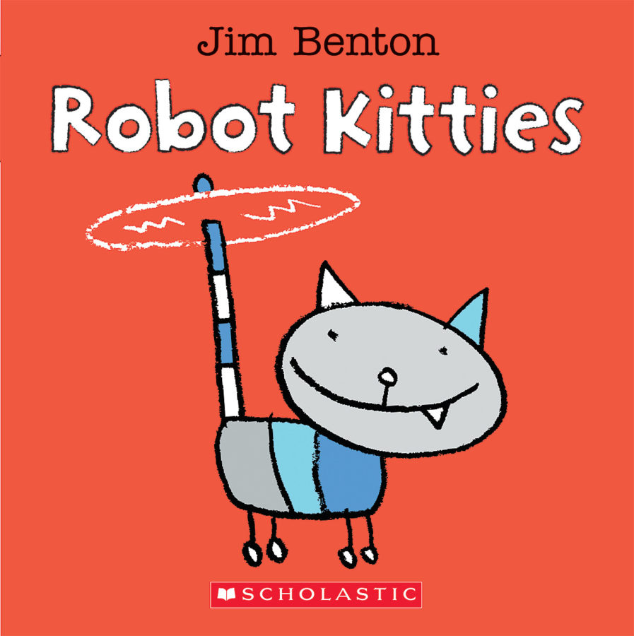 Jim Benton - Robot Kitties
