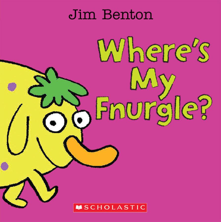 Jim Benton - Where's My Fnurgle?