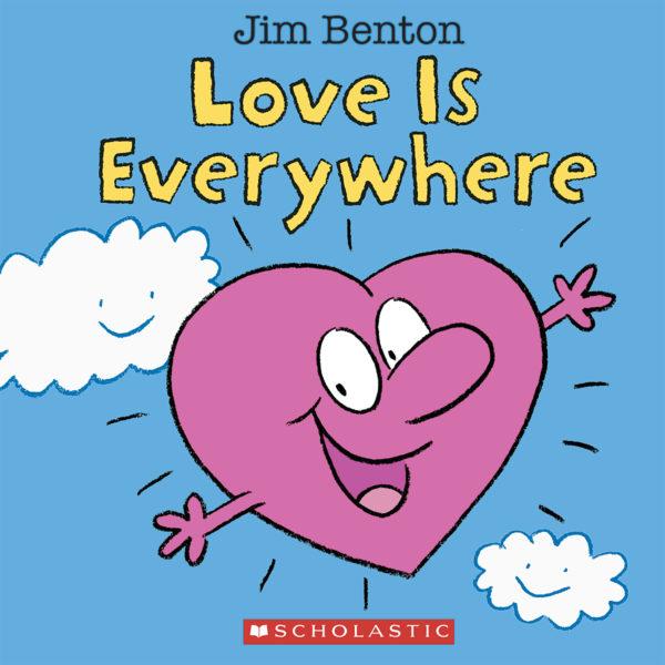 Jim Benton - Love Is Everywhere