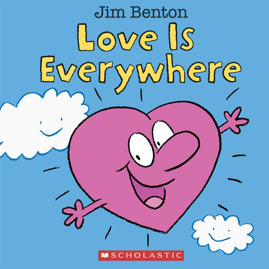 Jim Benton - Love Is Everywhere