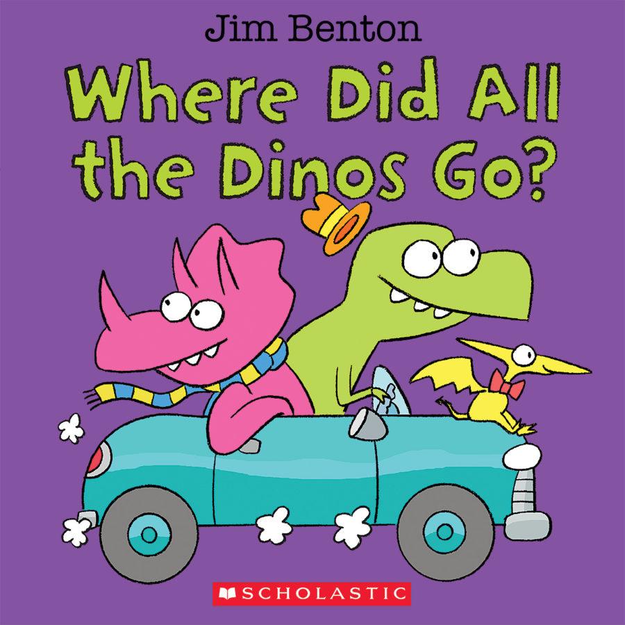 Jim Benton - Where Did All the Dinos Go?