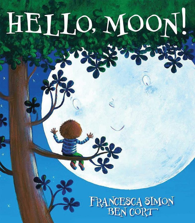 Francesca Simon - Hello, Moon!