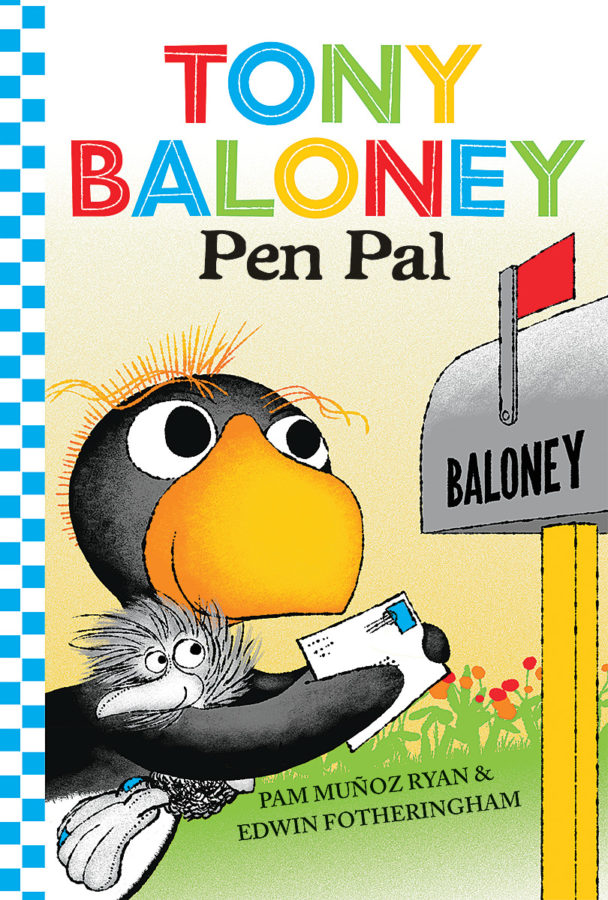 Pam Muñoz Ryan - Tony Baloney Pen Pal