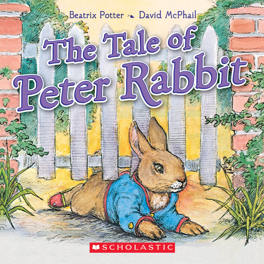 Beatrix Potter - The Tale of Peter Rabbit