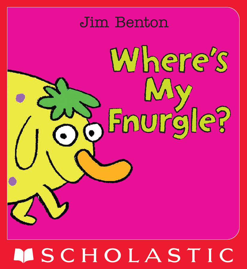 Jim Benton - Where's My Fnurgle?