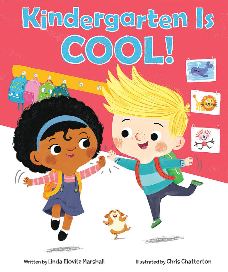 Linda Elovitz Marshall - Kindergarten Is Cool!