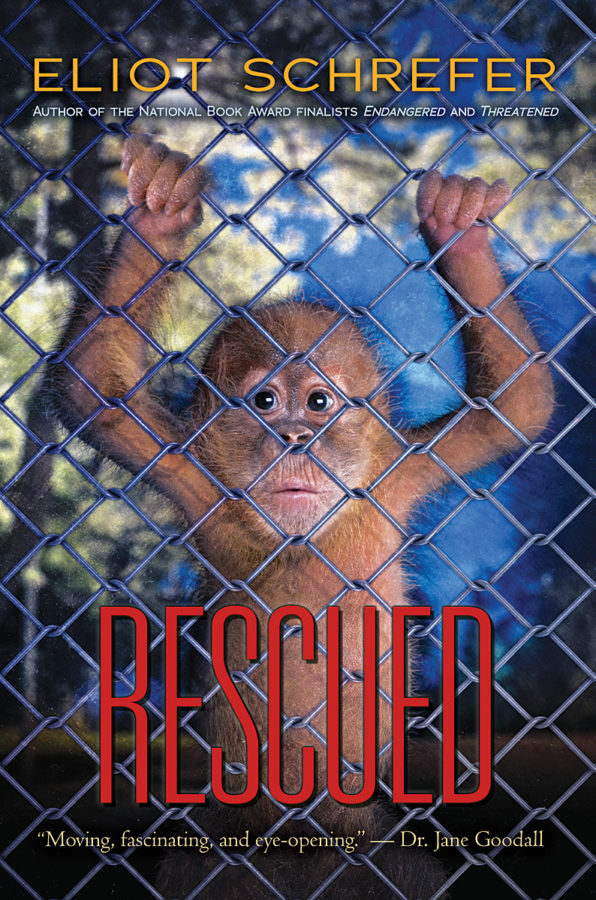 Eliot Schrefer - Rescued