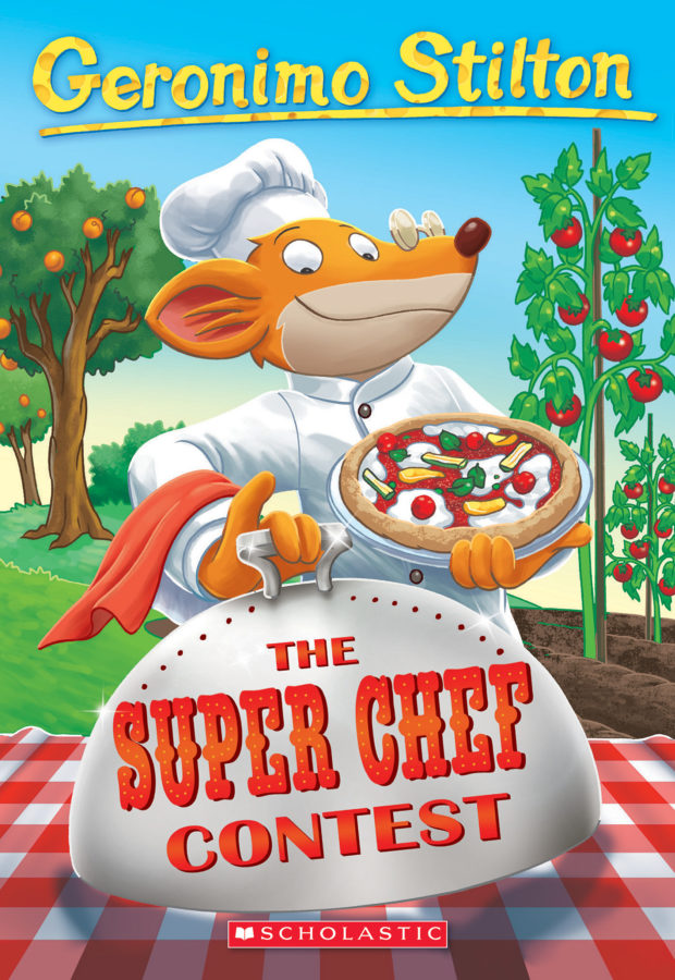 Geronimo Stilton - The Super Chef Contest
