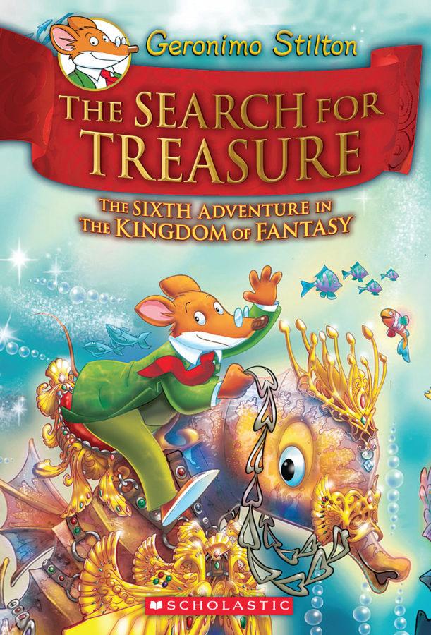 Geronimo Stilton - The Search for Treasure