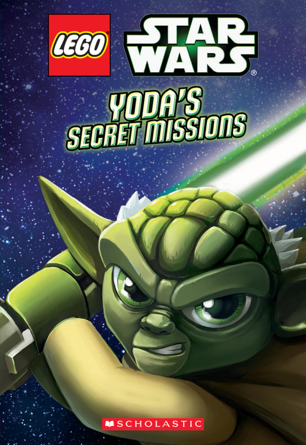 Ace Landers - LEGO Star Wars: Yoda's Secret Missions (Chapter Book #1)