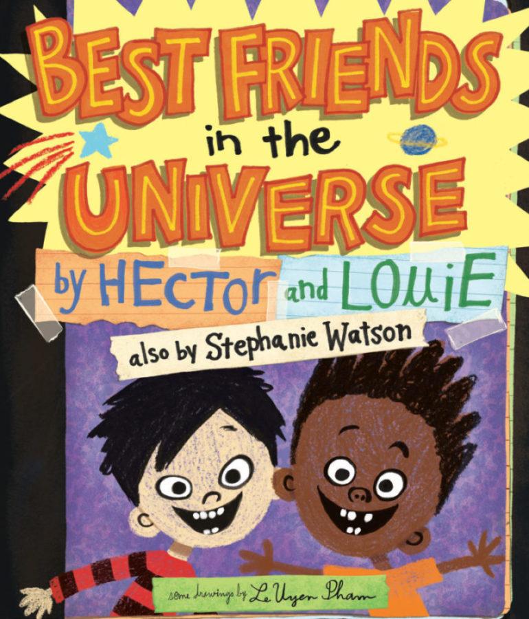 Stephanie Watson - Best Friends in the Universe