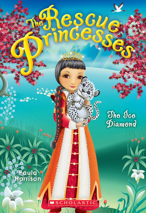 Paula Harrison - The Ice Diamond