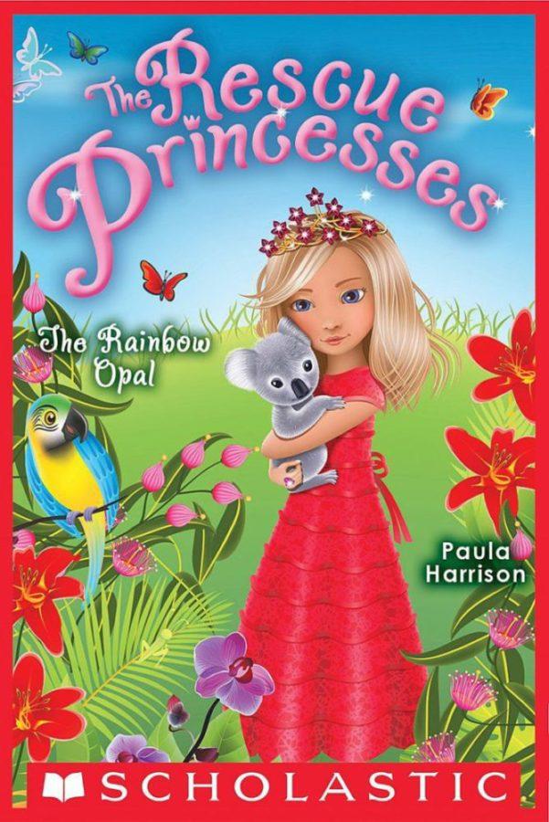 Paula Harrison - Rescue Princesses #11: The Rainbow Opal