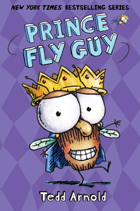 Tedd Arnold - Prince Fly Guy