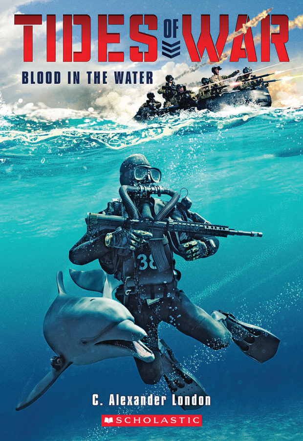 C. Alexander London - Blood in the Water