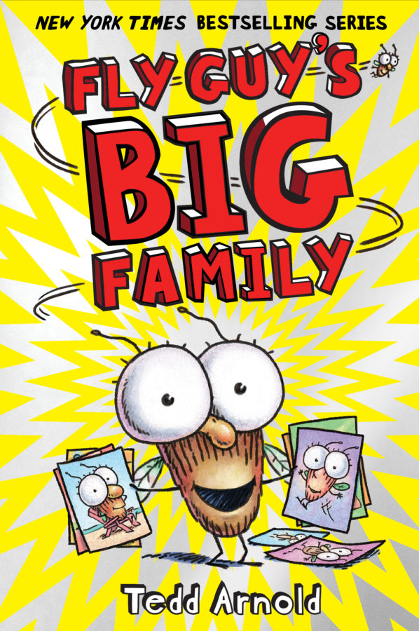 Tedd Arnold - Fly Guy's Big Family