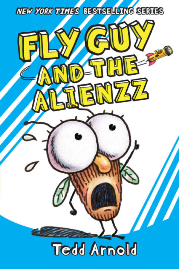 Tedd Arnold - Fly Guy and the Alienzz