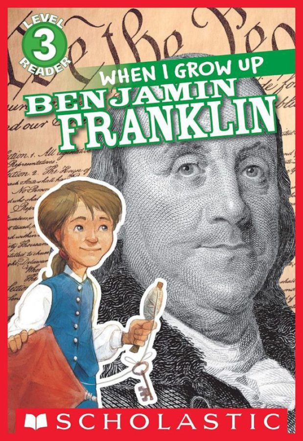 AnnMarie Anderson - Schol Rdr Lvl 3: When I Grow Up: Benjamin Franklin