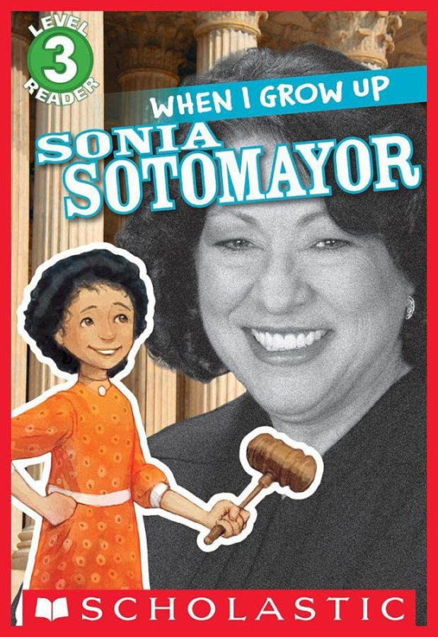 AnnMarie Anderson - Sonia Sotomayor