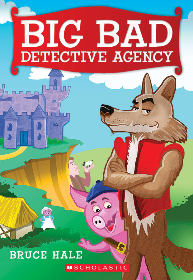 Bruce Hale - Big Bad Detective Agency