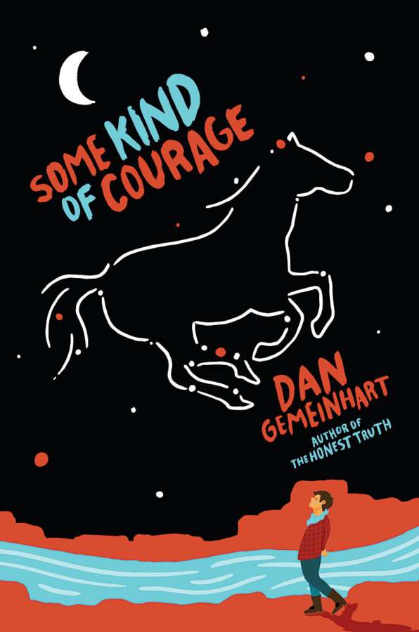 Dan Gemeinhart - Some Kind of Courage