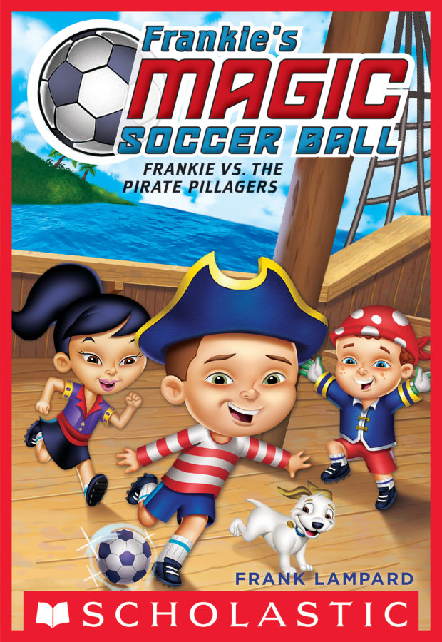 Frank Lampard - Frankie's Magic Soccer Ball #1: Frankie vs. the Pirate Pillagers