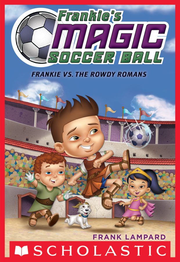 Frank Lampard - Frankie vs. the Rowdy Romans