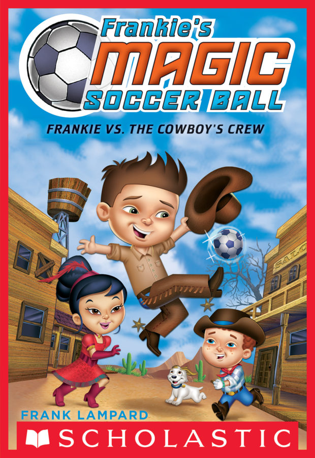 Frank Lampard - Frankie's Magic Soccer Ball #3: Frankie vs. the Cowboy's Crew