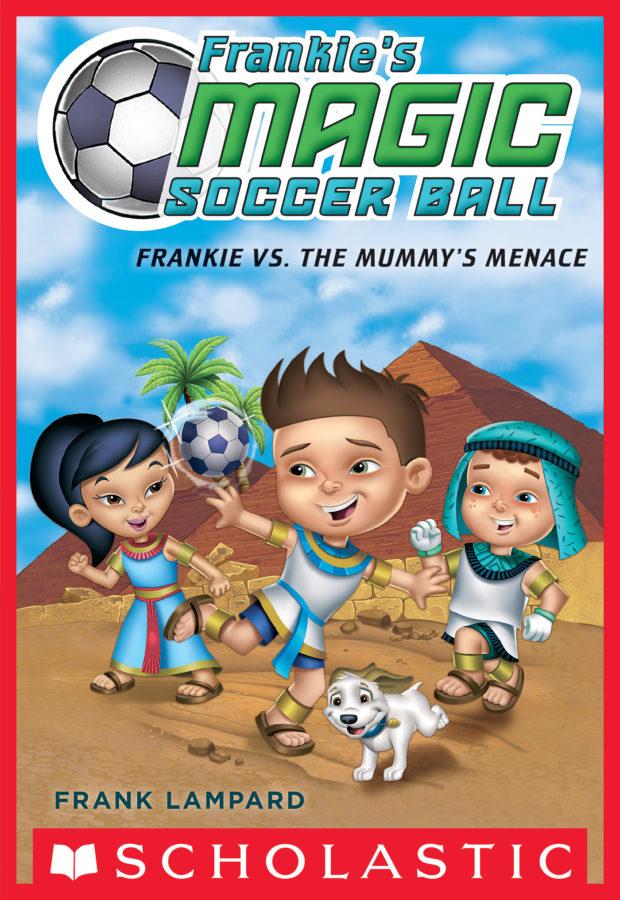 Frank Lampard - Frankie vs. the Mummy's Menace