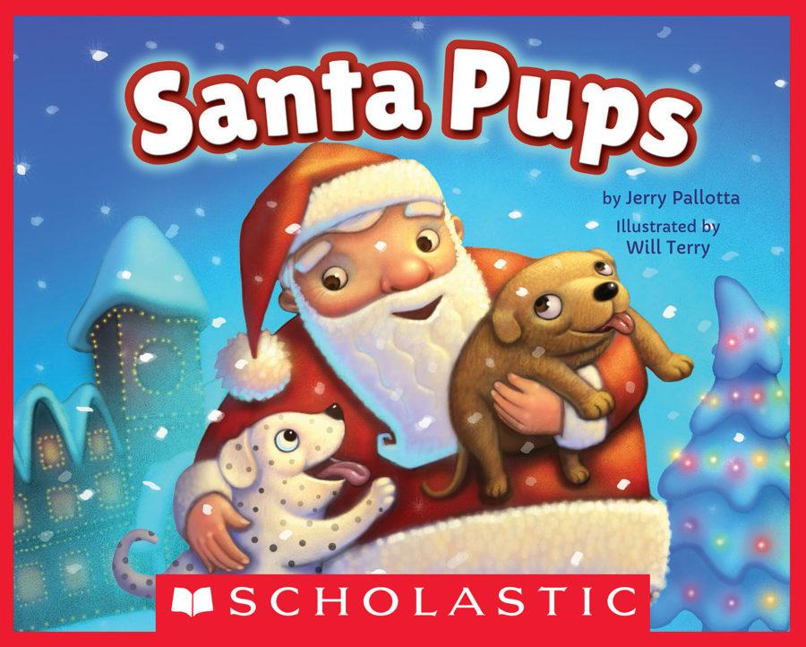 Jerry Pallotta - Santa Pups