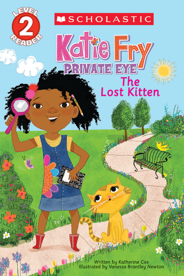 Katherine Cox - Katie Fry, Private Eye: The Lost Kitten