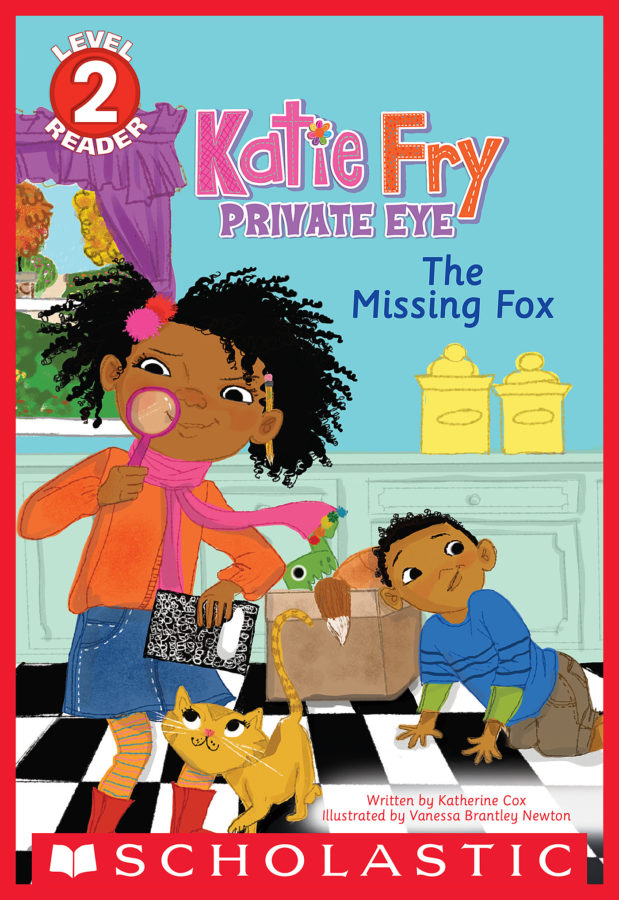 Katherine Cox - Katie Fry, Private Eye: The Missing Fox