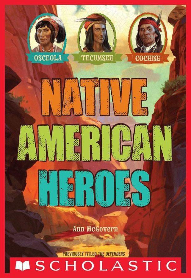 Ann McGovern - Native American Heroes
