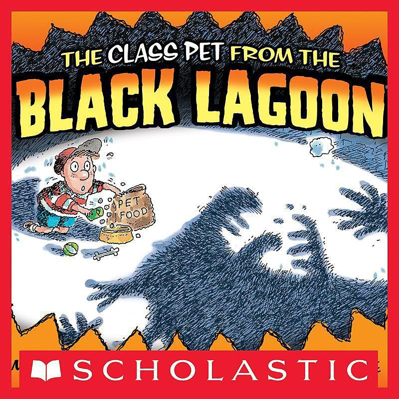 Mike Thaler - The Class Pet from the Black Lagoon