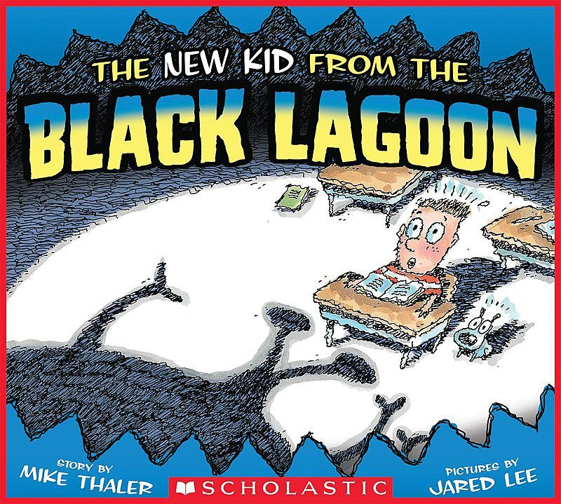 Mike Thaler - The New Kid from the Black Lagoon