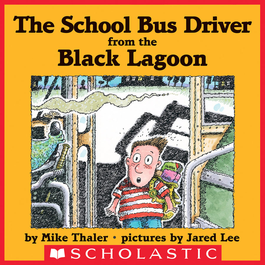 Mike Thaler - School Bus Driver from the Black Lagoon, The